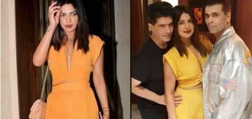Priyanka Chopra Was A Major Highlight At Manish Malhotra's House Party