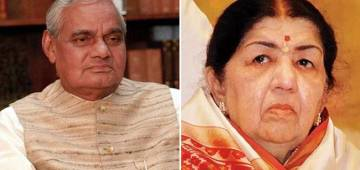 Atal Bihari Vajpayee Was like A Father Figure To Lata Mangeshkar