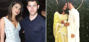 Everything You Need To Know About Priyanka And Nick's Engagement