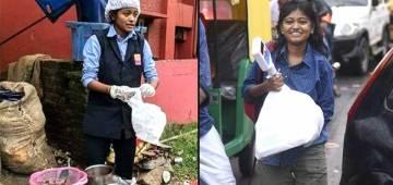 19 YO Kerala Girl Sells Fish And Donates 1.5 Lakhs To Needy People