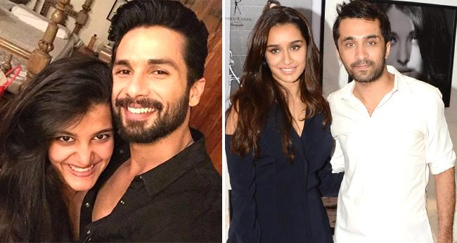 Real Life Brother-Sister Jodis Who Shared Screen Space In Bollywood Films