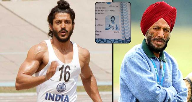 Instead Of Milkha Singh, Farhan Akhtar's Pic Published In West Bengal School Book, He Urges To Change