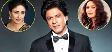 Preity Zinta was chosen to star with Shah Rukh Khan instead of Kareena Kapoor Khan