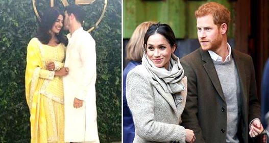 Just like Priyanka, Meghan Markle would attend Priyanka and Nick's wedding too
