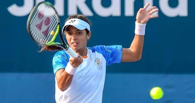 Asian Games 2018 Day 5: Ankita Raina Bags A Bronze Medal In Women's Tennis