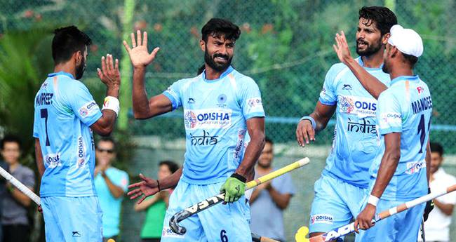 Historic win of Indian Hockey Team in Asian Games with 26-0