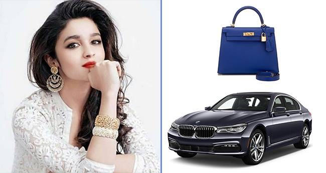 Some Mind-Blowing Expensive Things Owned By Alia Bhatt