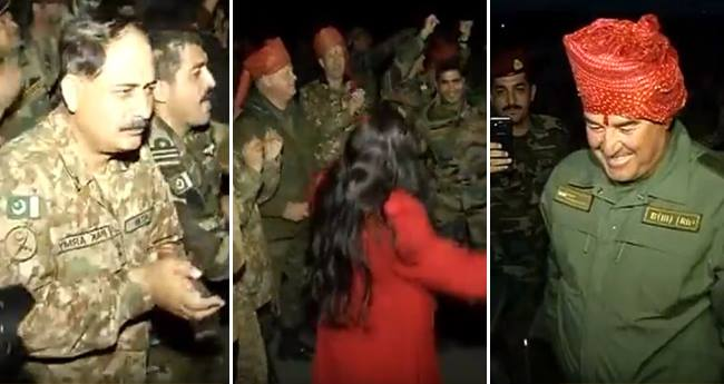 Brotherhood Vibes: Indian And Pakistani Soldiers Dance