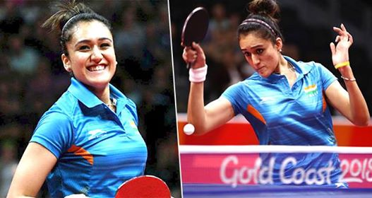 Manika Batra Is The First Indian Female Table Tennis Player To Win A Bronze Medal At Asian Games