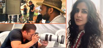 Salman Khan and Katrina Kaif Shoots In Malta For Bharat, Pictures Are Beautiful