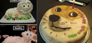 Birthday Cakes That Are Funnier Enough To Make You Go LOL