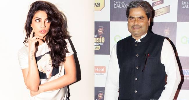 Vishal Bhardwaj and Priyanka Chopra to reunite for a movie based on Twelfth Night