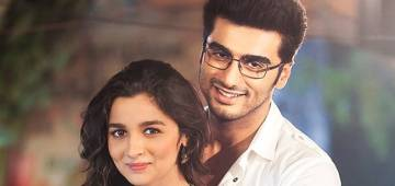 Arjun Kapoor Has The Cutest Name For His 2 States Co-Star Alia Bhatt