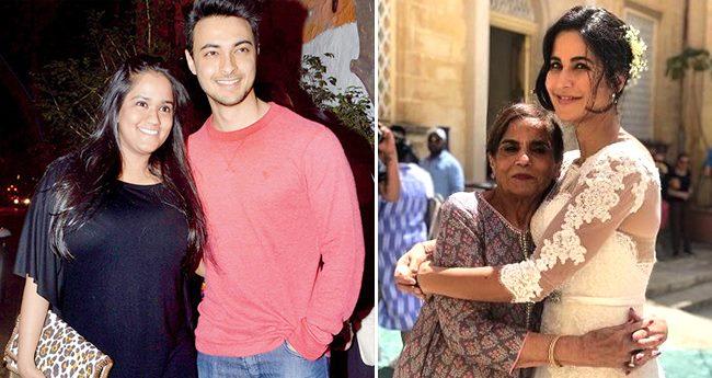 Aayush Tells The Reason Behind Arpita Deleting The Picture Of Katrina And Salma Khan