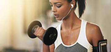 Listening To Music While Working Out Helps In Reducing Fatigue