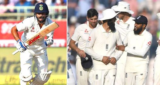 India vs England Test 4: England Wins By 60 Runs And Lead Series With 3-1