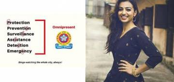 This Time Its Nagpur Police As It Tops The Chart In The Radhika Apte Meme, Proves Its Omnipresence