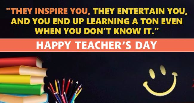 Happy Teacher's Day: 8 Quotes By Famous Authors That Honor