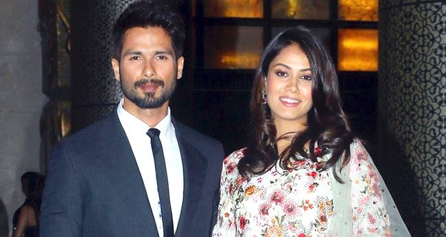 Shahid Kapoor and Mira Rajput Welcome A Baby Boy