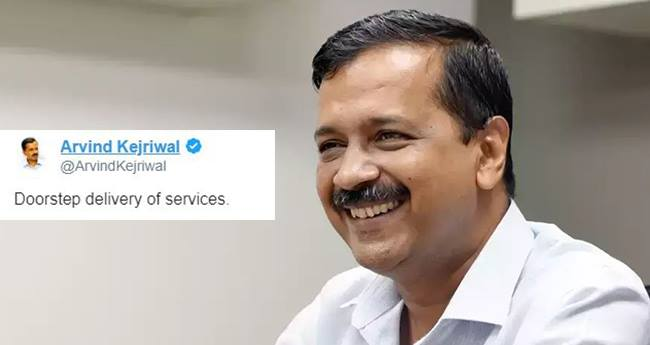 Delhiites Will Now Get All Government Services At Doorstep From Sept 10, Announces Kejriwal