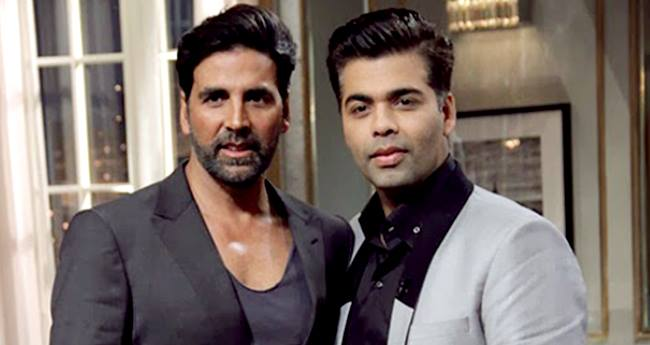 Karan Johar Wishes Akshay Kumar On His Birthday And Gives The First Glimpse Of 2.0