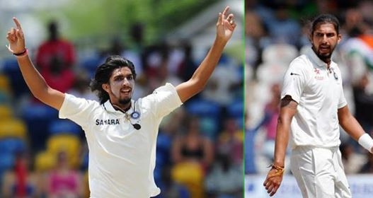 Indian Bowler Ishant Sharma Equals Kapil Dev's Record In India vs England Test Series