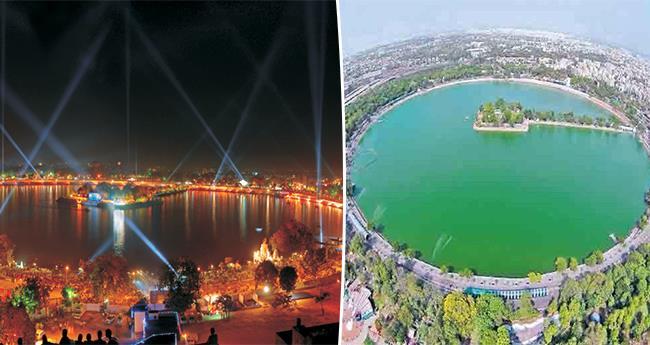 India Gets Its First Clean Street Food Hub At Kankaria Lake In Ahmedabad