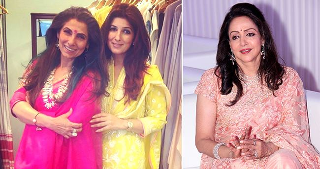 Twinkle Khanna Says That She Wished Hema Malini Was Her Mother And Not Dimple Kapadia