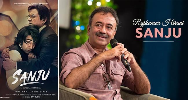 Rajkumar Hirani Admits That He Changed Sanju's Script To Create Empathy For Sanjay Dutt