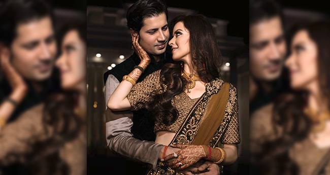 Sumeet And Ekta's Wedding Celebrations Kick-Starts, The Couple Look Like A Dream In Pictures