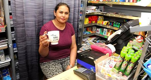 NRI Punjabi Woman Told Man To Calm The Hell Down Because She Was Having Tea
