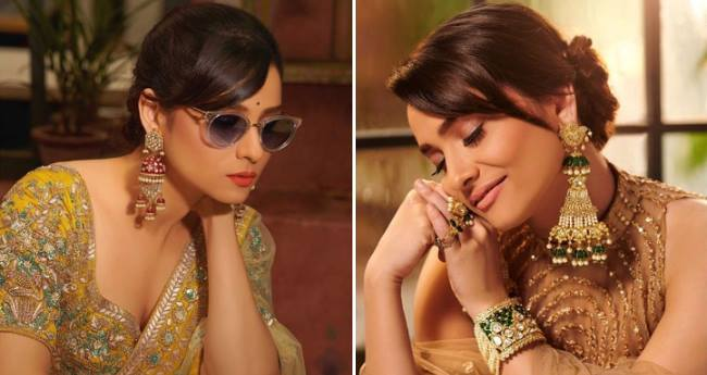 Ankita Lokhande's Latest Photo Shoot Will Leave You Watch Her Without A Blink