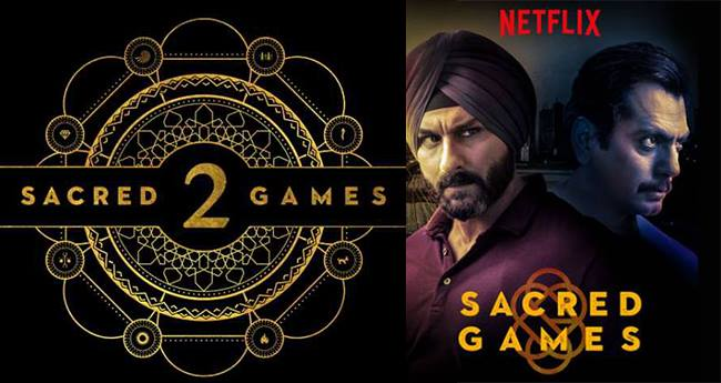 Sacred Games 2 Logo Teaser Will Leave You All Excited For It