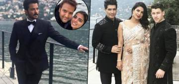 Bollywood Celebs Mark Presence At Isha Ambani-Anand Piramal's Engagement In Italy