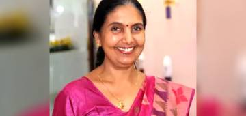 VR Lalithambika all set to lead India's Manned Mission is an honour to women's liberation