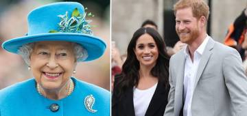 Queen Elizabeth's Reaction On Meghan Markle Pregnancy Will Bring A Smile On Your Face
