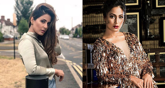 HBD Hina Khan : Find The Beauty with Brain in Her most Stylish Outfits