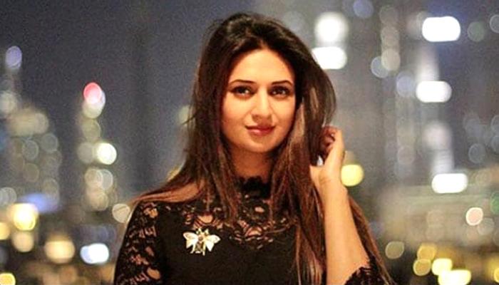 Divyanka unhappy with the improper pavements of Mumbai through her latest tweet