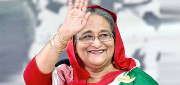 Bangladesh PM Sheikh Hasina gifts land to biggest Hindu temple on the occasion of Durga puja