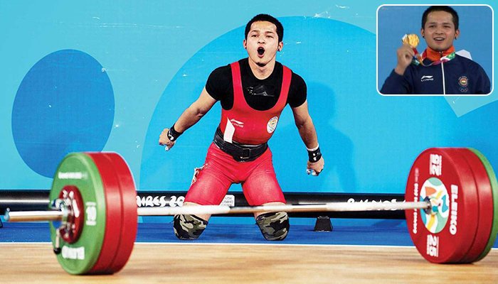 Jeremy Lalrinnunga wins country's first-ever gold medal In Weightlifting