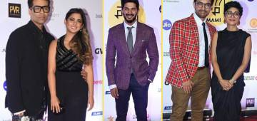 Bollywood celebs grace the 20th edition of Jio MAMI film festival in stylish avatars