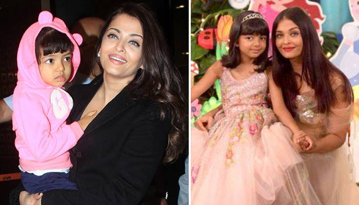 Aishwarya Rai Says Inculcating Traditional Values In Her Daughter Comes Naturally To Her