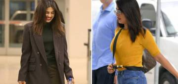 Priyanka Chopra nails the Street style; Her Casual Looks Costs Rs 1.75 Lacs