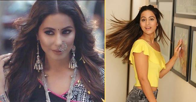 Hina Khan Says She Is Feeling Quite Nervous On Playing Komolika In Kasautii Zindagi Kay
