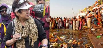 First woman to climb Mt Everest, Bachendri Pal takes up the charge of cleaning river Ganga