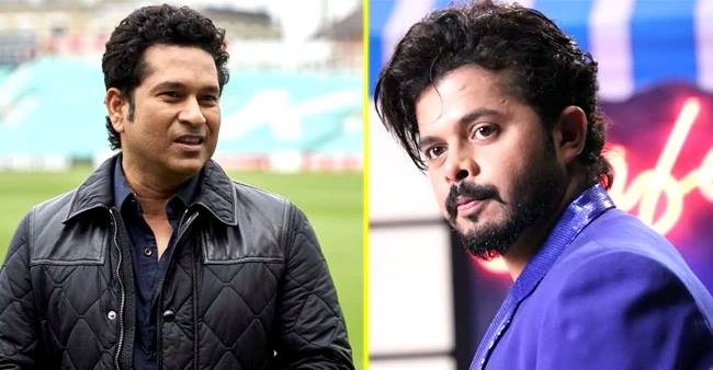 Sreesanth Recalled a Moment Where Sachin Tendulkar, The God of Cricket Came to Rescue him.