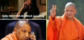 UP CM Yogi Adityanath Memes Is Doing Round On The Social Media Like A Viral