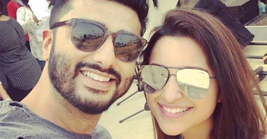 Arjun-Parineeti talks about the most romantic thing they have ever done