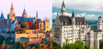 Some of the amazingly beautiful castles across the globe which are worth a visit