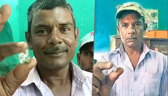 30-YO finds 1.5 crores worth diamond while digging the mine